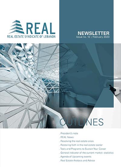 Real Estate Syndicate of Lebanon February 2020