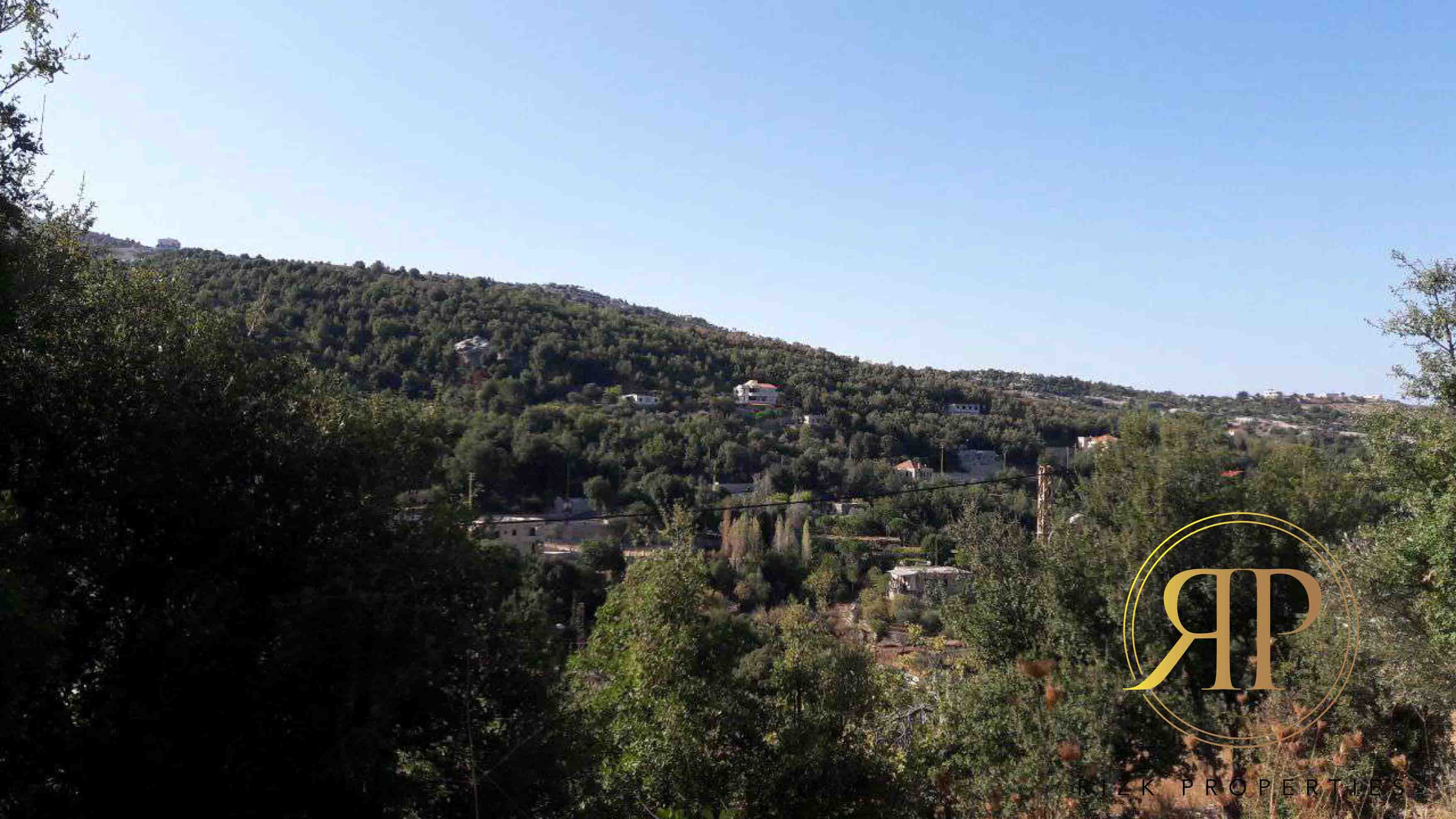 Beautiful Land in the village of Lehfed, Jbeil district