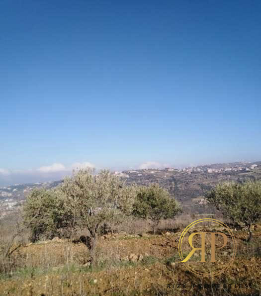 Well-located Land In Btalloun - ALEY DISTRICT !!