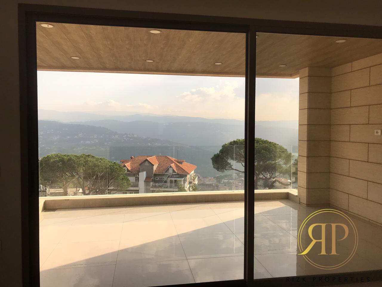 Beautiful DUPLEX  in Daher El Souwen With Amazing View!!