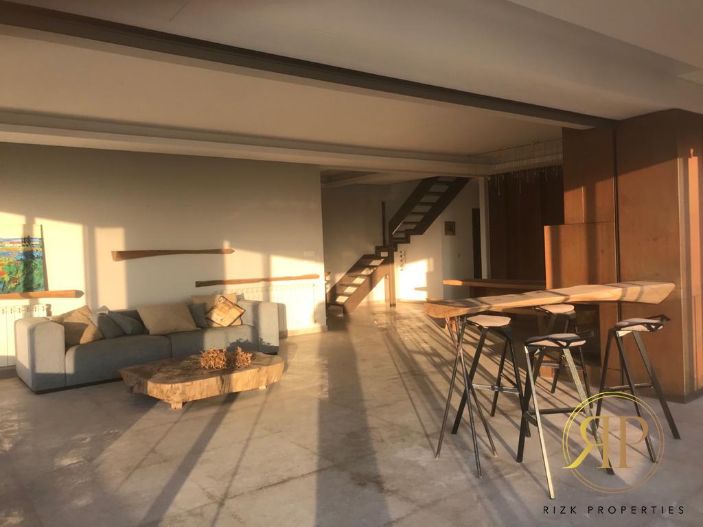Well-located Apartment in Daher El Souwen - Metn DISTRICT !!