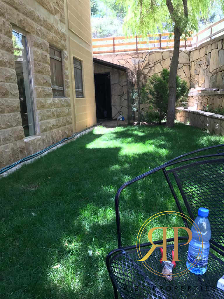 Well Located Chalet in Oyoun El Siman !
