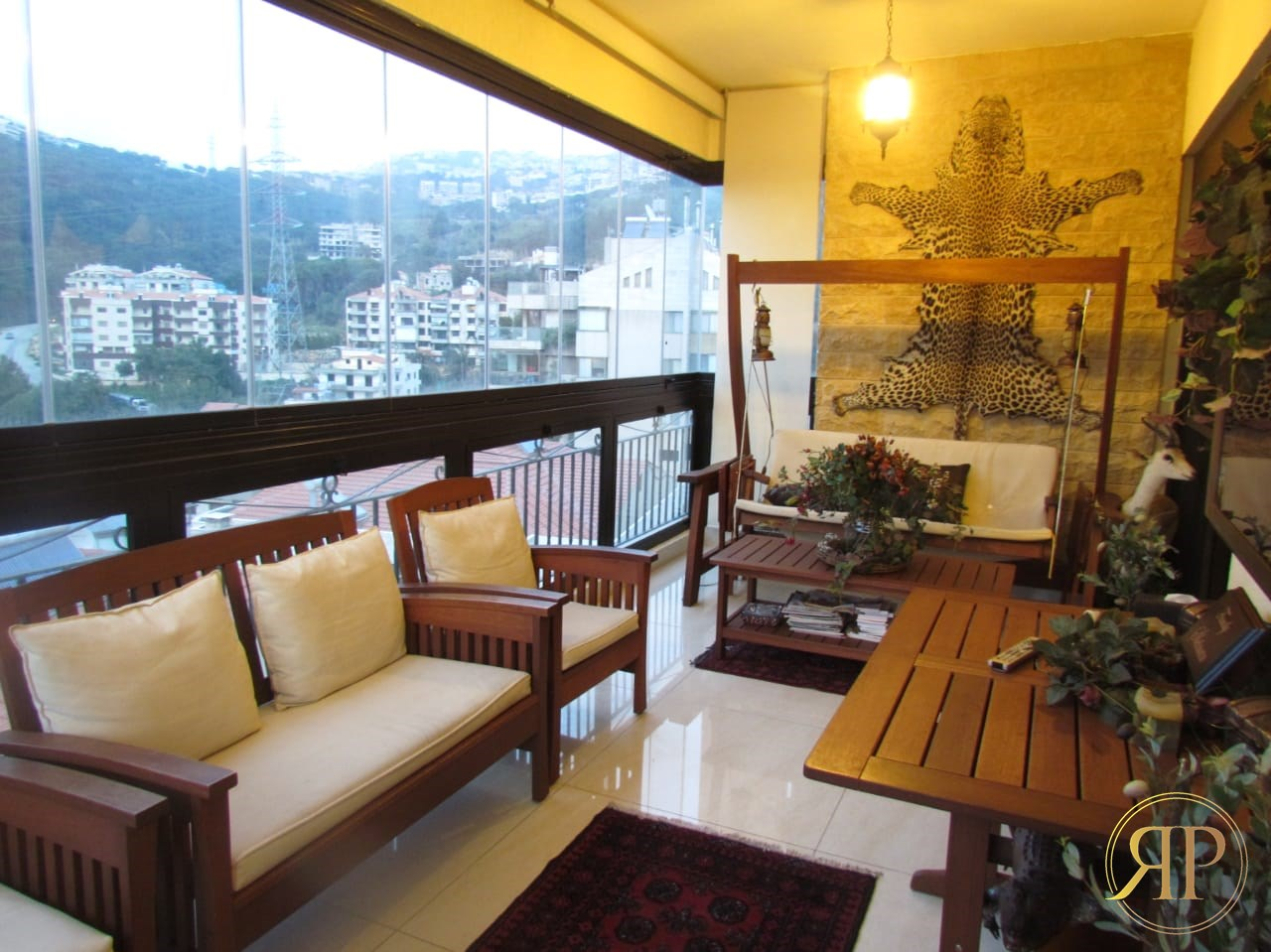 Charming Apartment for sale in Mansourieh
