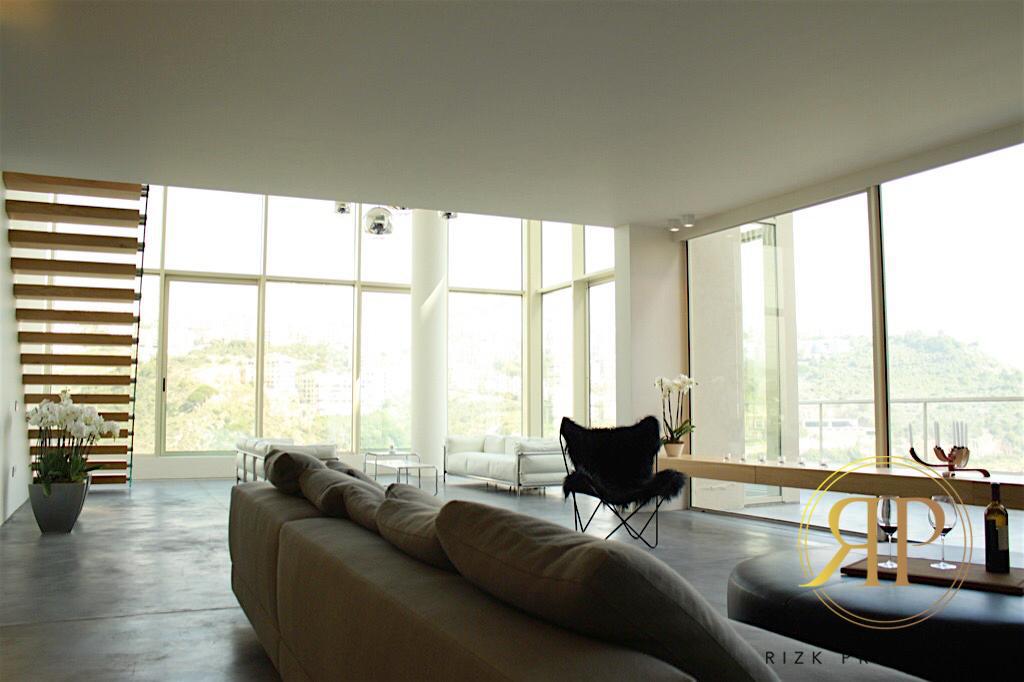 Stunning duplex entirely designed by an architect in Hazmieh (Mar Takla)